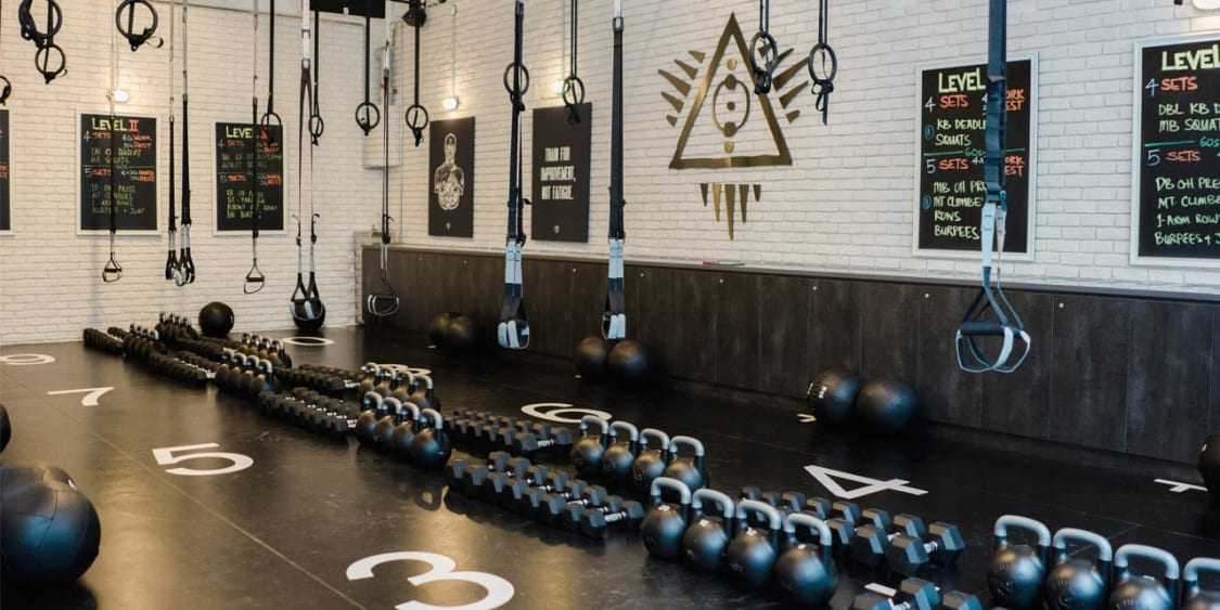 Ritual Gym | Robinson Road: Read Reviews and Book Classes on ClassPass