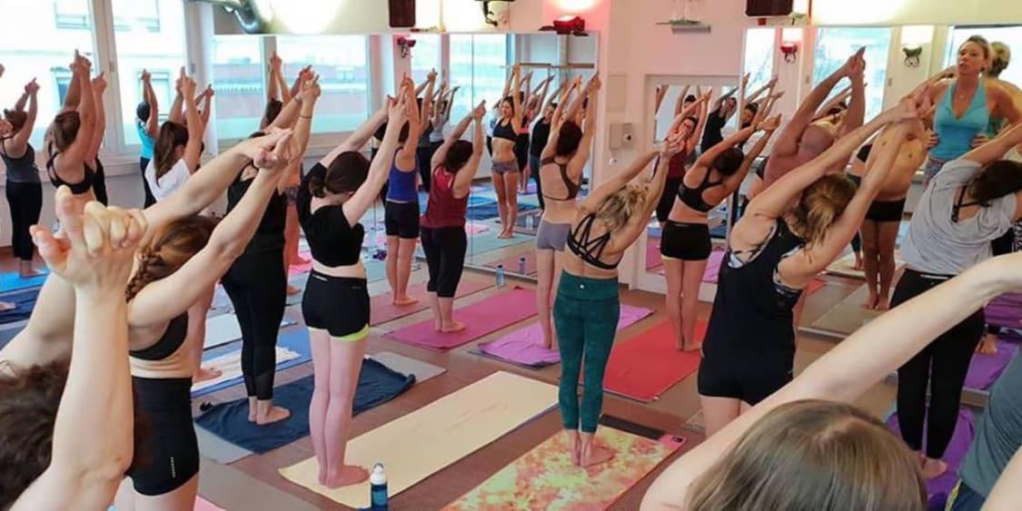 Bikram Yoga Zurich Read Reviews And Book Classes On Classpass