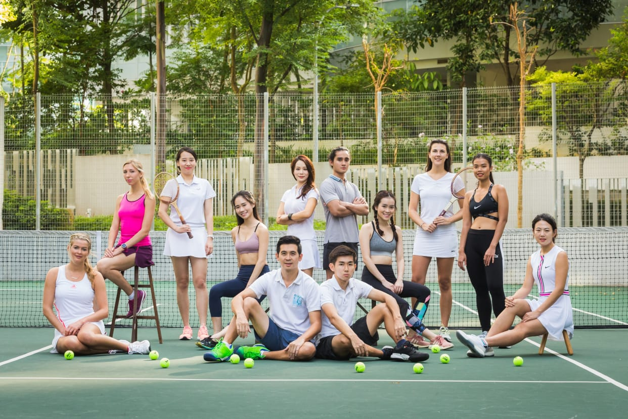 Play Tennis Read Reviews And Book Classes On Classpass