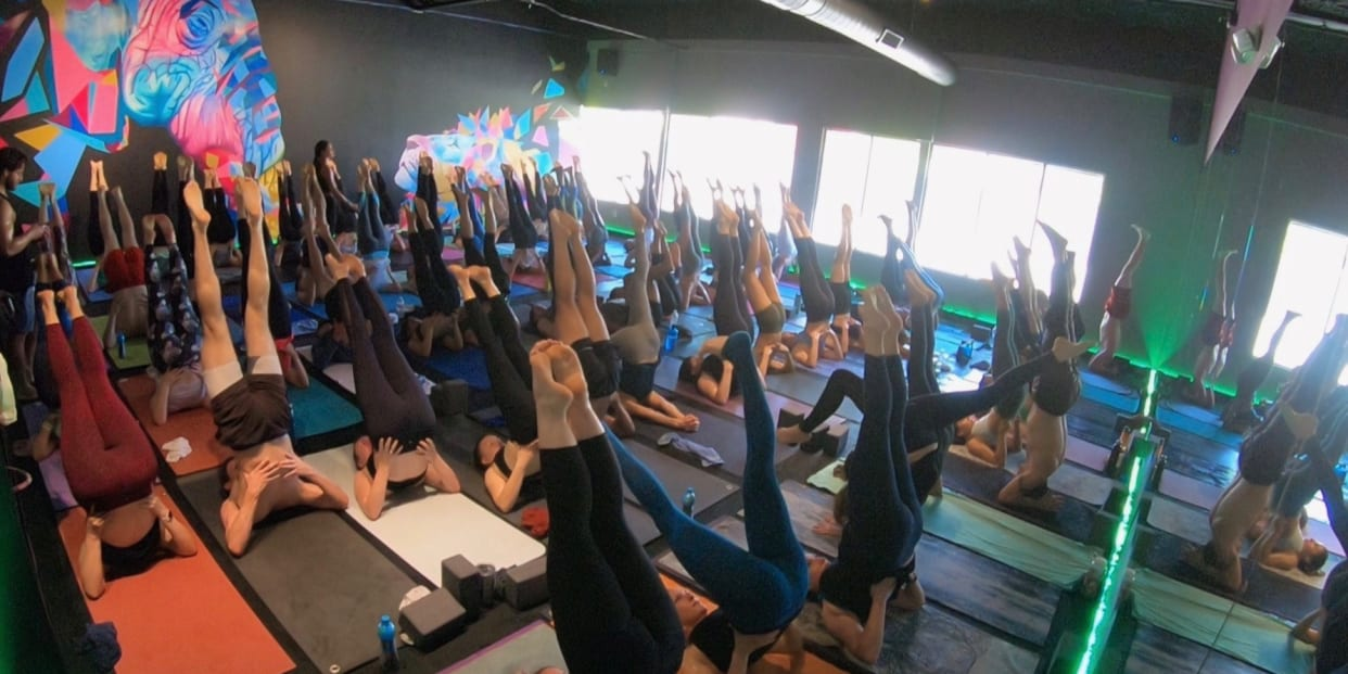 Black Swan Yoga Lovers Read Reviews And Book Classes On Classpass