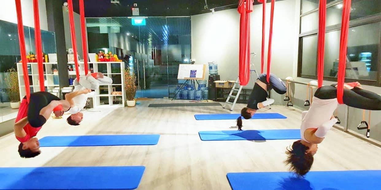FlyWith Fitness -Pilates Studios Singapore