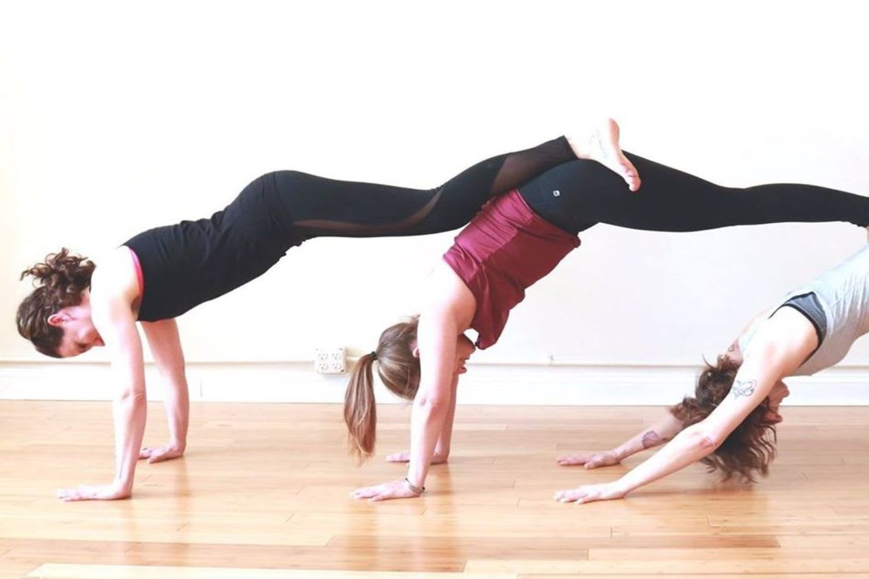 Anusara Yoga At Ahimsa Yoga Studio Oak Park Read Reviews And Book Classes On Classpass