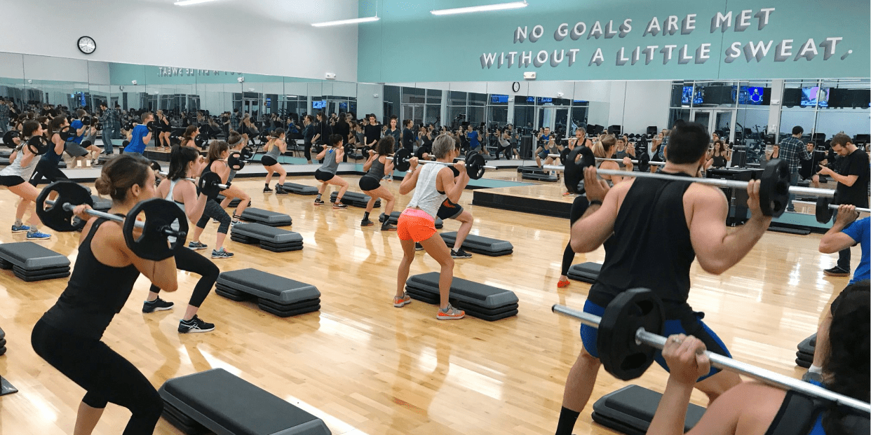 O2 Fitness James Island Read Reviews And Book Classes On Classpass