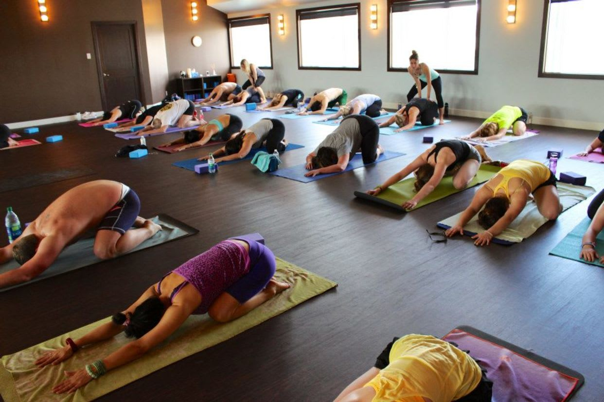 Pure Hot Yoga Read Reviews And Book Classes On Classpass