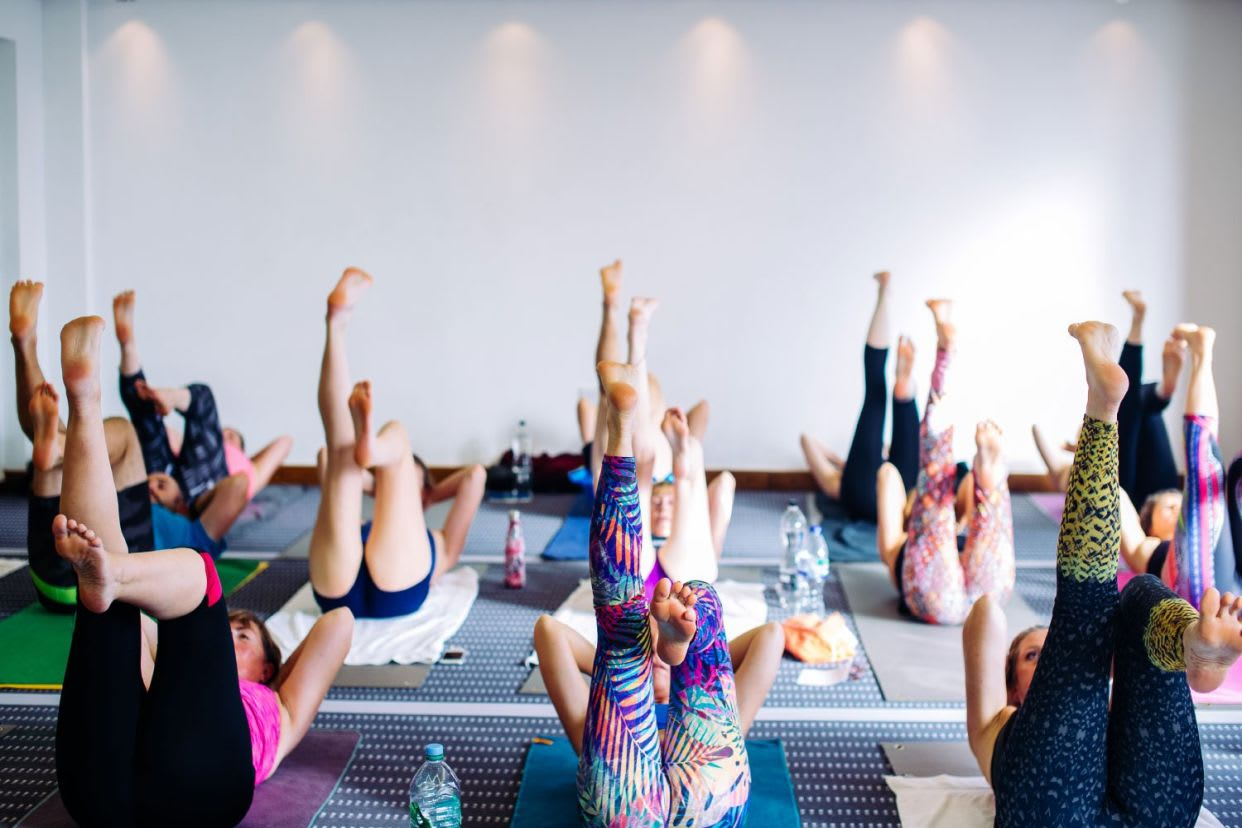 Dynamic Vinyasa At Hot Yoga Essex Read Reviews And Book Classes On Classpass