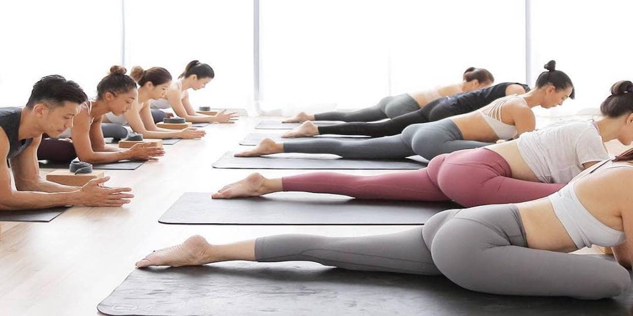 The Flow Studio Yoga Read Reviews And Book Classes On Classpass