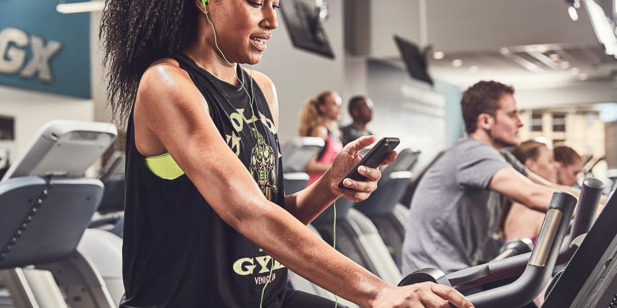Silver Sneakers Classic at Gold's Gym