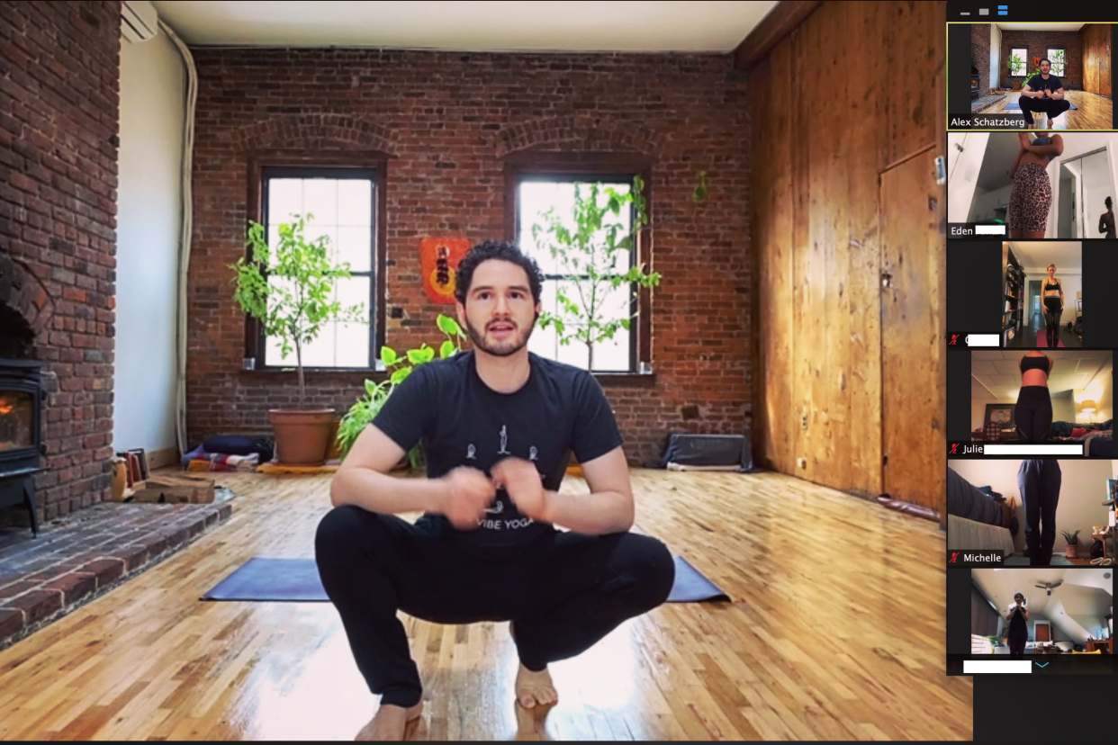 New Vibe Yoga Read Reviews And Book Classes On Classpass