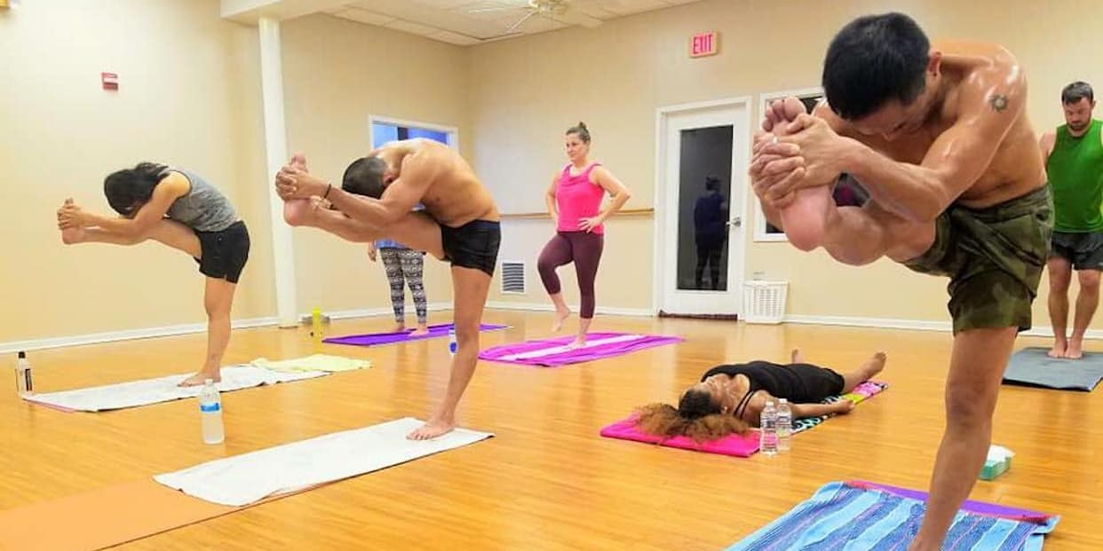 Bikram Yoga Works Ivy City Read Reviews And Book Classes On Classpass