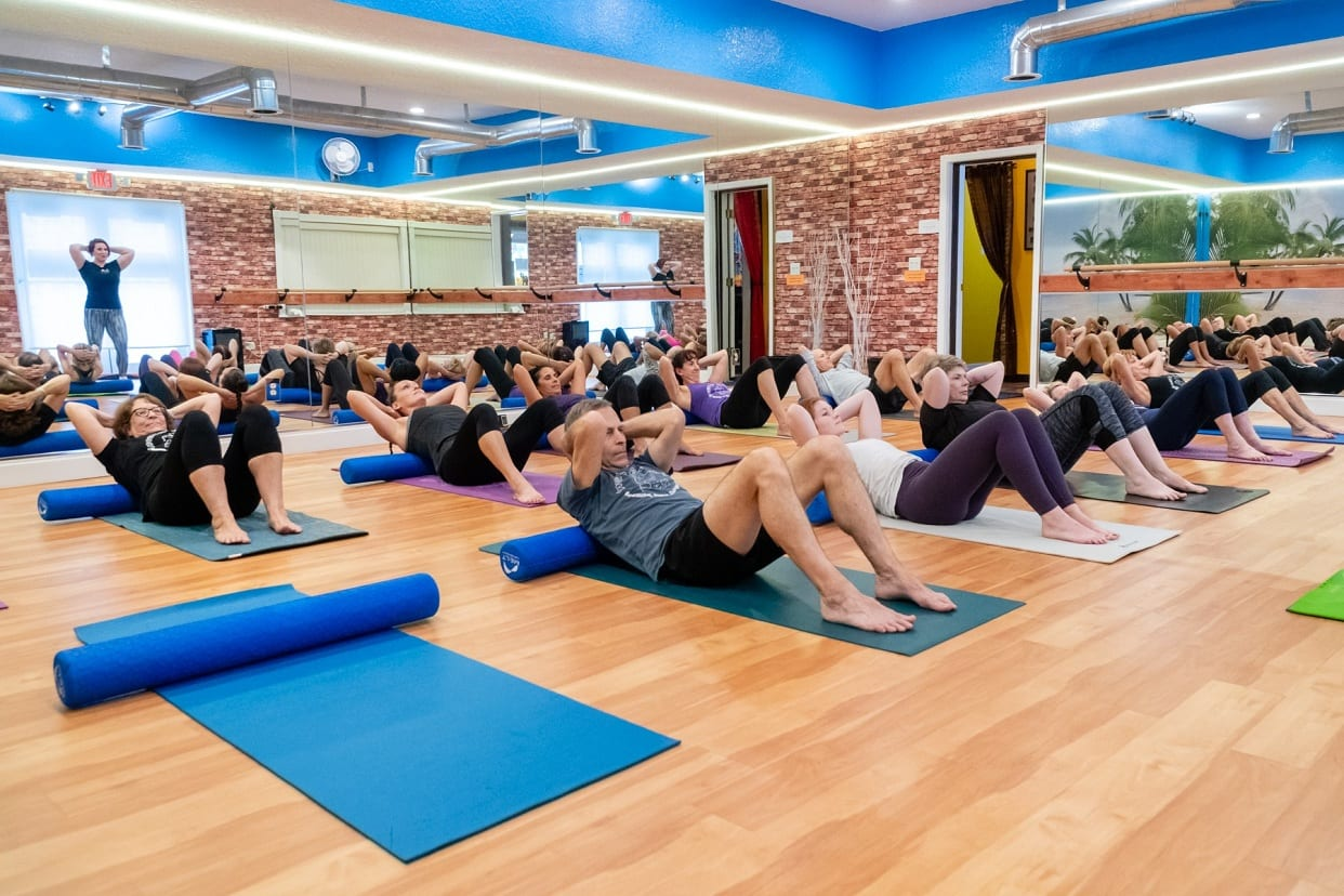 Power Yoga Flow At Inverted Elephant Yoga Read Reviews And Book Classes On Classpass