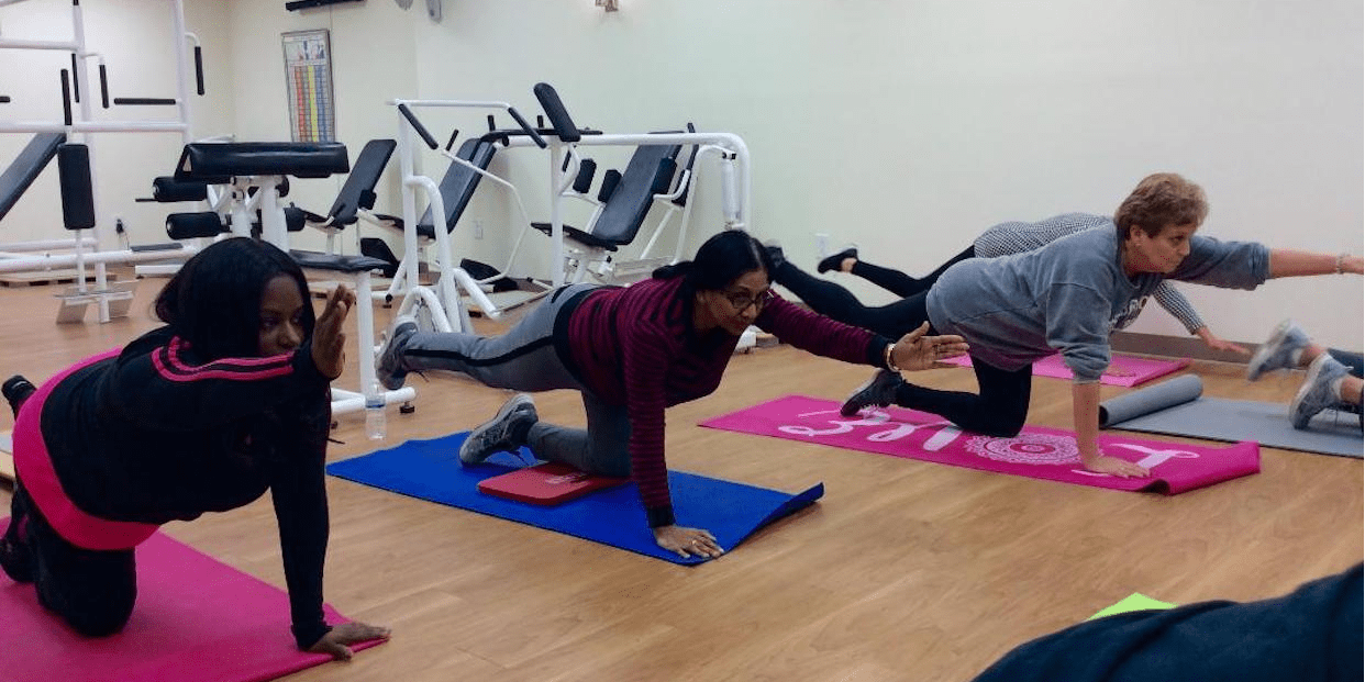 Yoga At Glow Women S Health Fitness Read Reviews And Book Classes On Classpass