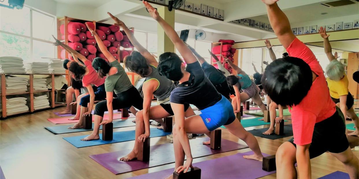Bks Iyengar Yogashala Malaysia Read Reviews And Book Classes On Classpass