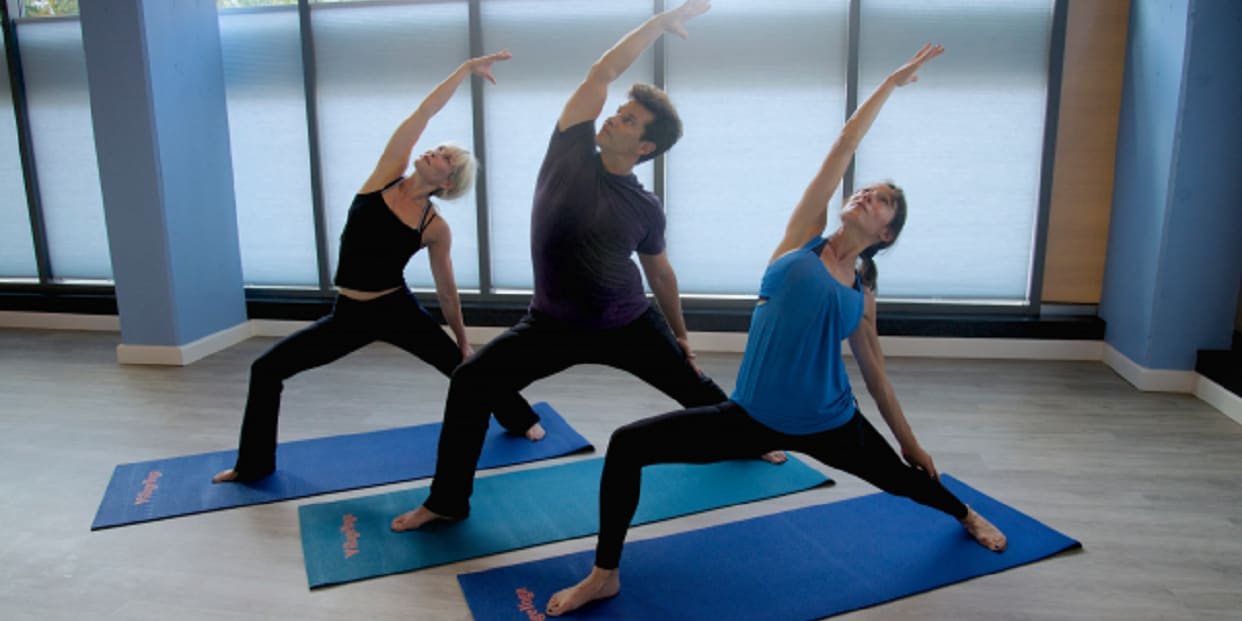 Sunday Morning Stretch Excellent For Beginners At Village Yoga Potomac Read Reviews And Book Classes On Classpass