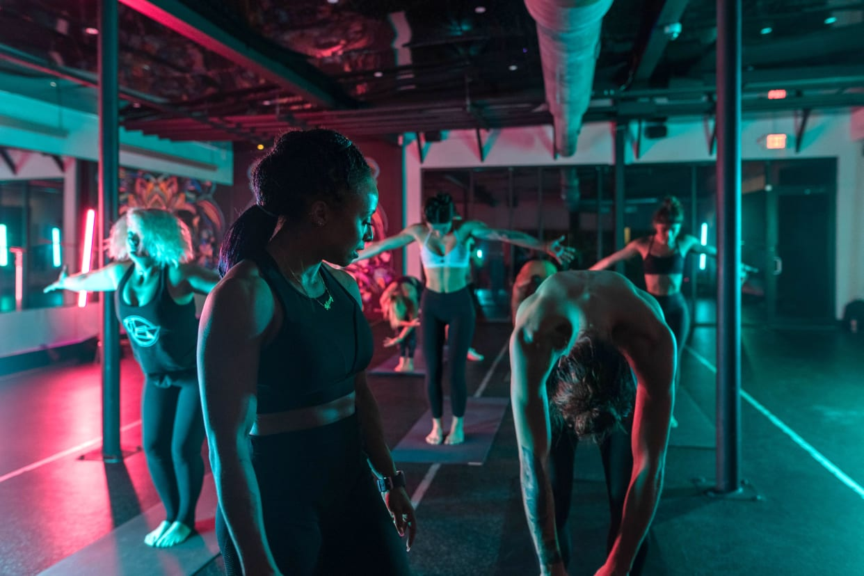 Black Swan Yoga Downtown At Orchard Read Reviews And Book Classes On Classpass