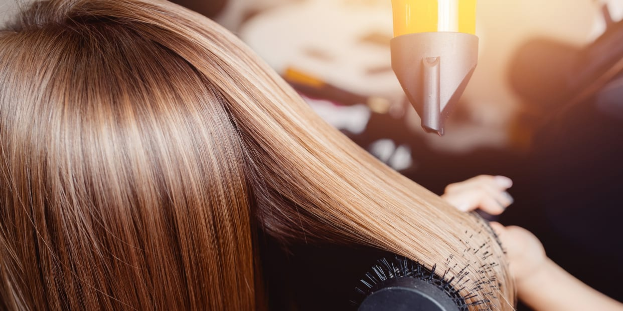 Scalp Treatment With Blowout 30 Min At Ana S Hair Design Studio Read Reviews And Book Classes On Classpass