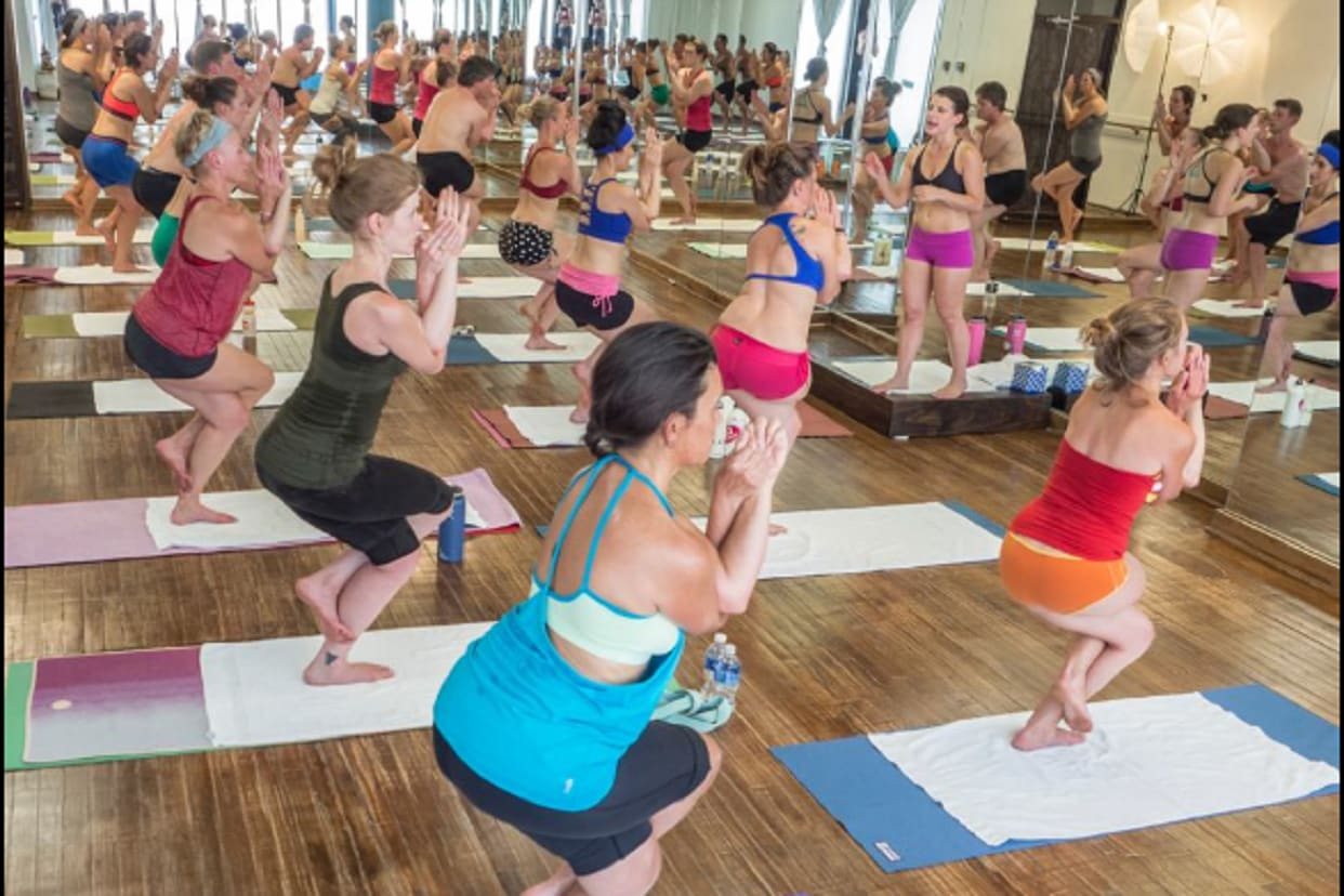 Saint Paul Hot Yoga And Health Read Reviews And Book Classes On Classpass