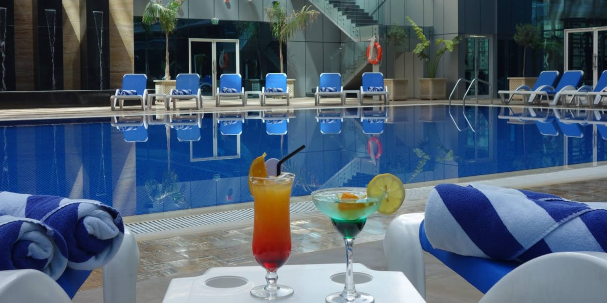 Ghaya Grand Hotel Read Reviews And Book Classes On Classpass