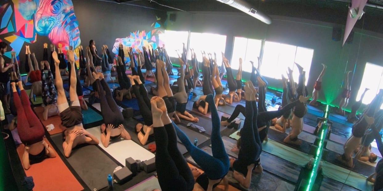 Black Swan Yoga Read Reviews, Black Swan Gym Flooring
