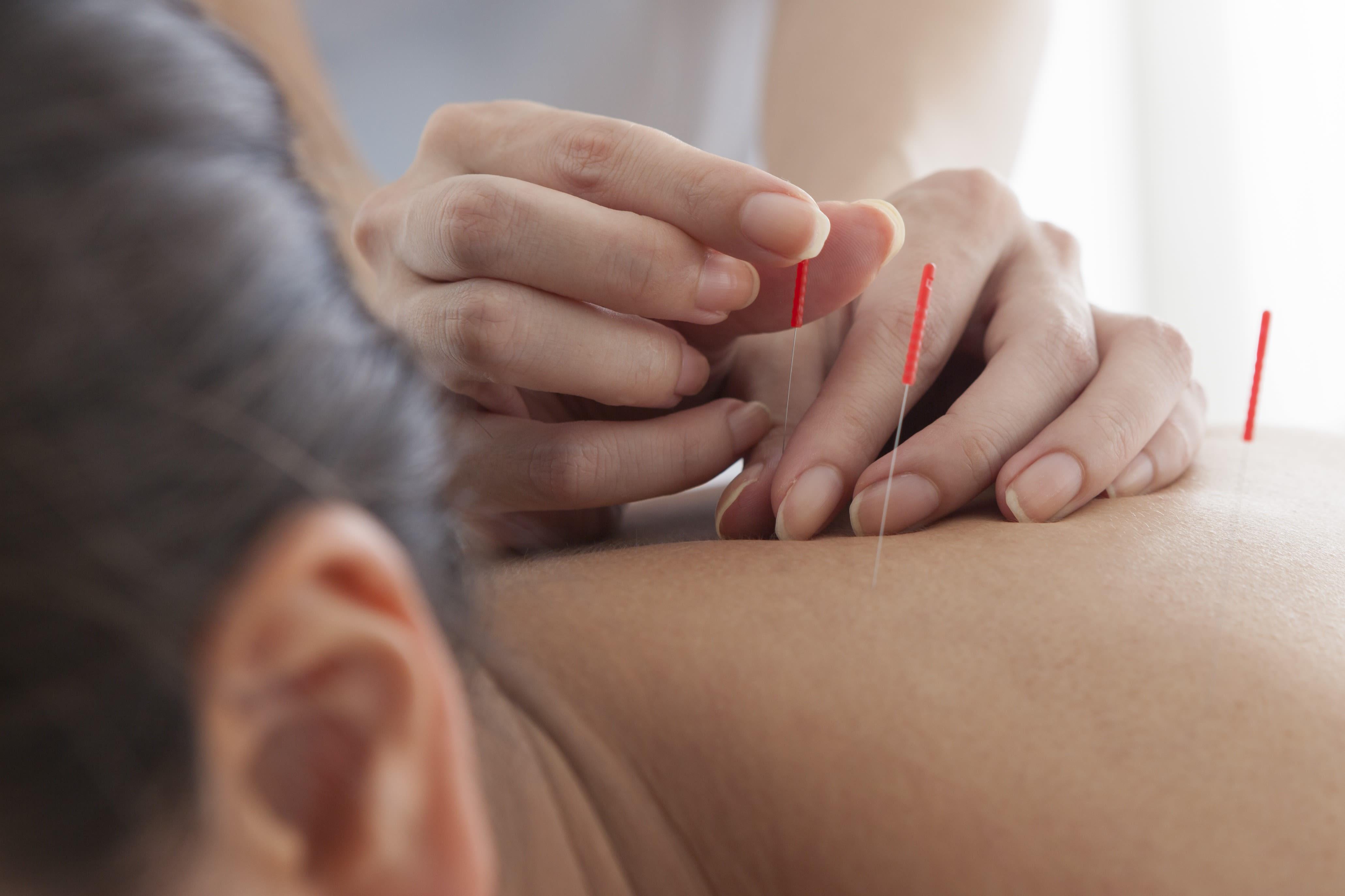 Asian Sports Massage