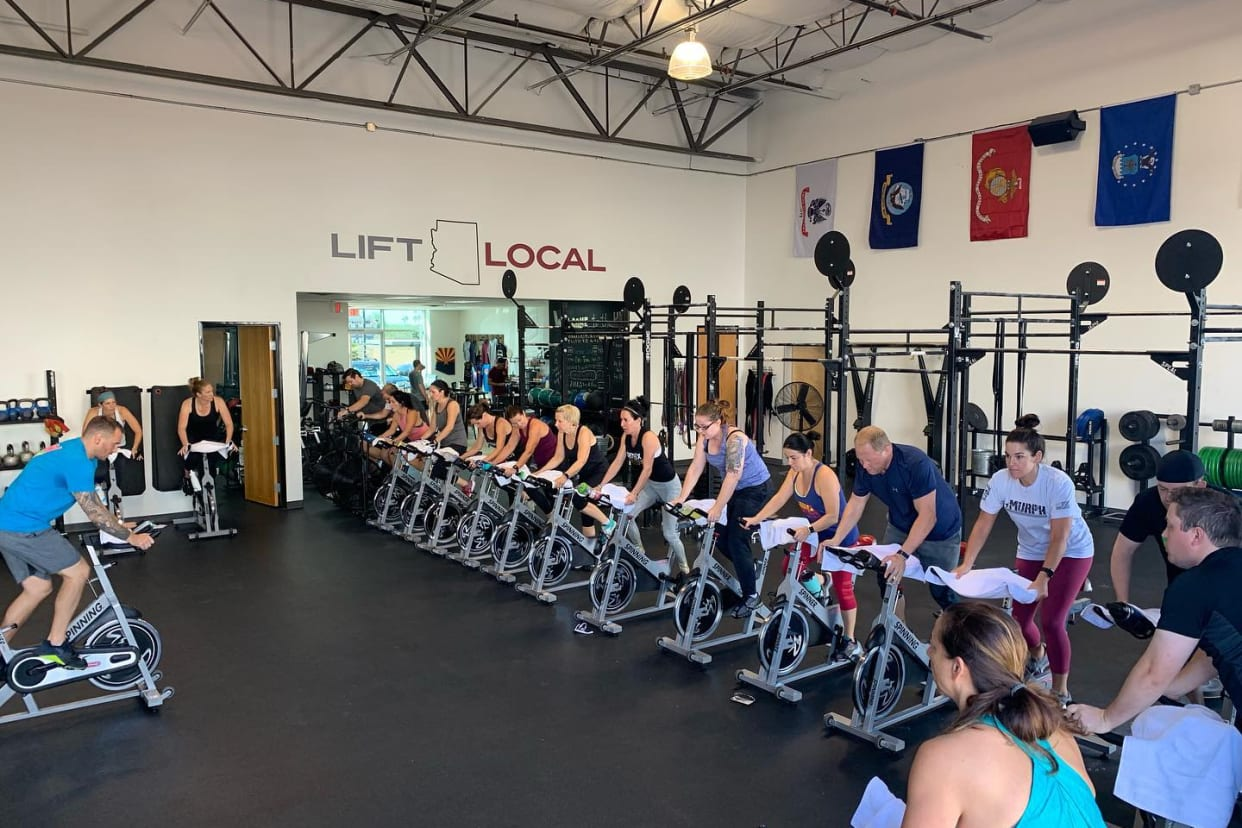 Hub Fitness Ahwatukee Read Reviews And Book Classes On Classpass