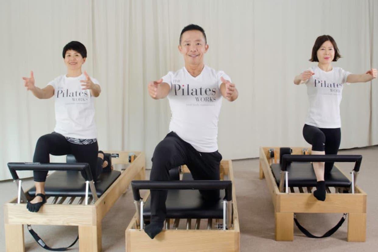 The Pilates Works -Pilates Studios Singapore