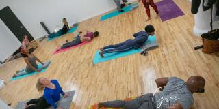 Best Vinyasa Yoga Studios In Union Square Classpass